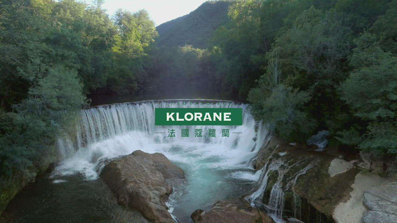 (品牌直營) KLORANE 蔻蘿蘭 涼感淨化洗髮精400ml product video thumbnail