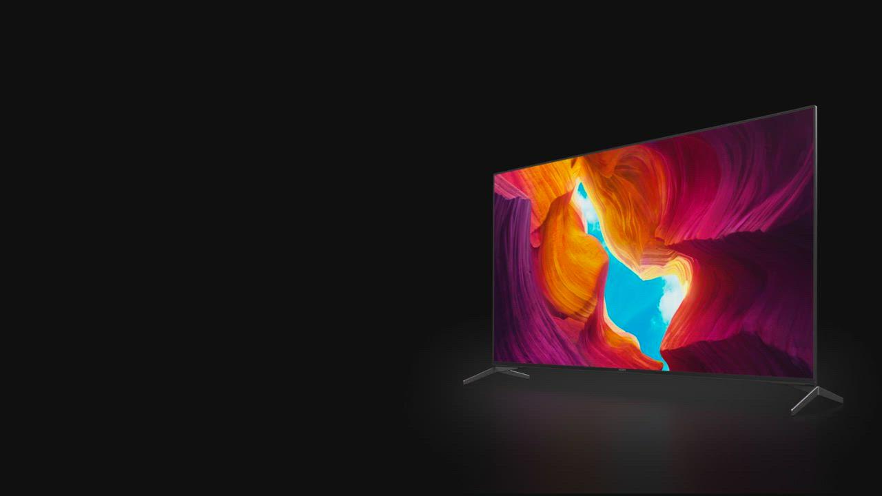 SONY 索尼 預購商品 55型 4K HDR 連網智慧液晶電視 KD-55X9500H product video thumbnail