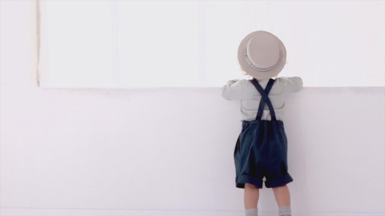MARLMARL 紳士小短褲 / 蔥青 product video thumbnail
