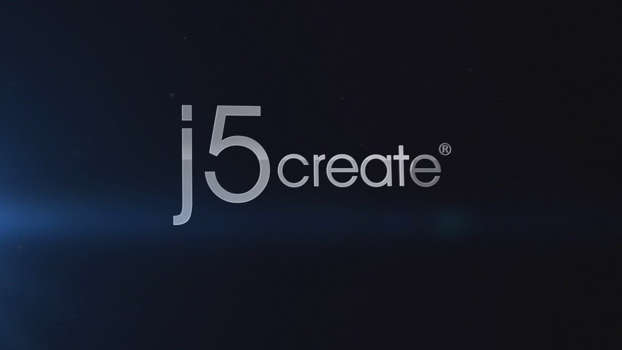 j5create PD 45W+QC3.0 18W 手機平板筆電4孔快速充電器-JUP4263 product video thumbnail