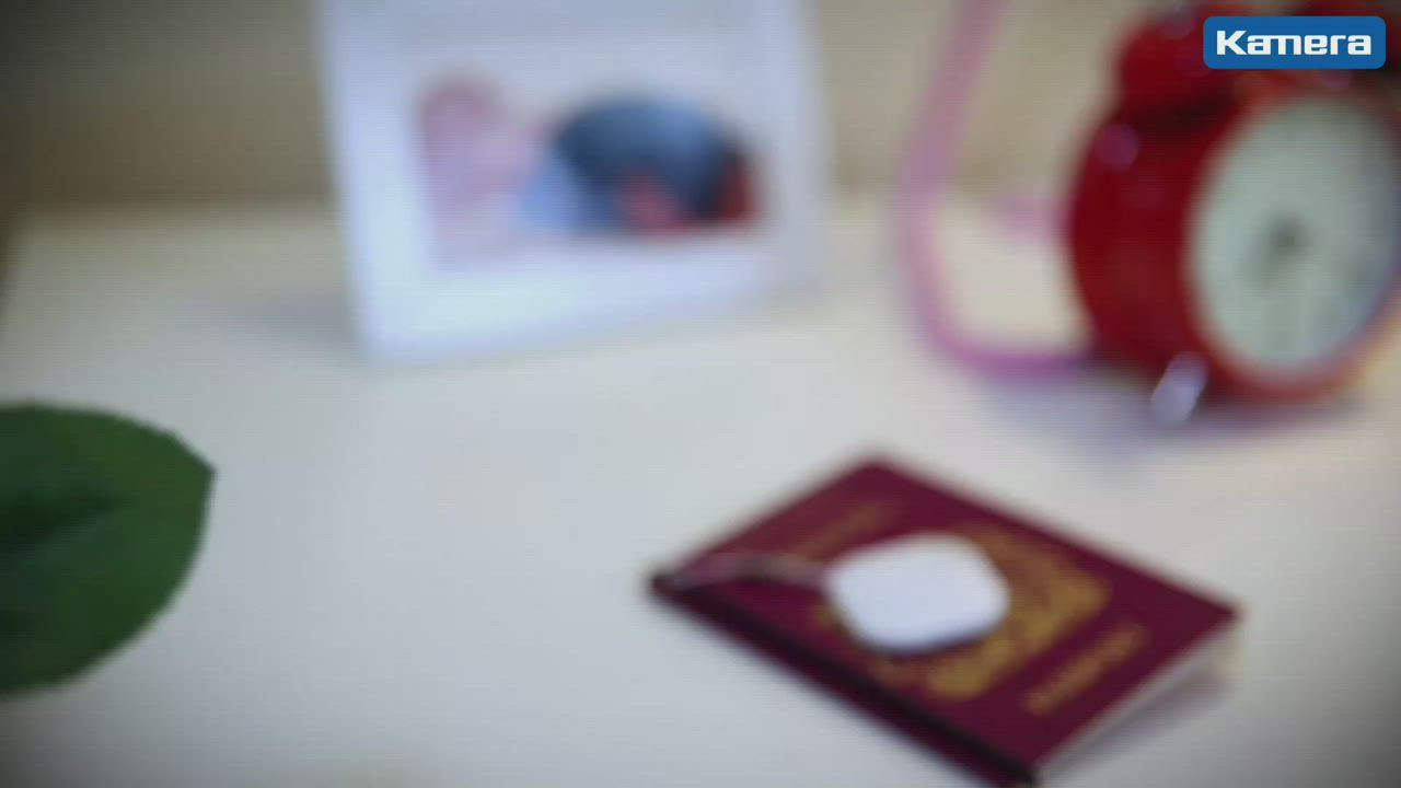 【二入組】 Nut 3 F7X 藍牙尋物防丟器 智能藍牙一鍵尋物 位置紀錄 product video thumbnail