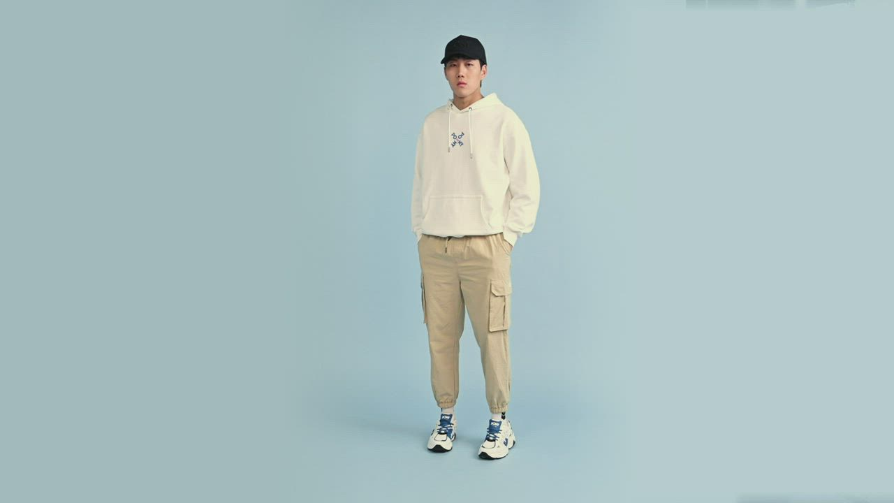 【PONY】MODERN 3 電光鞋 復古慢跑鞋 男鞋-藏青藍 product video thumbnail