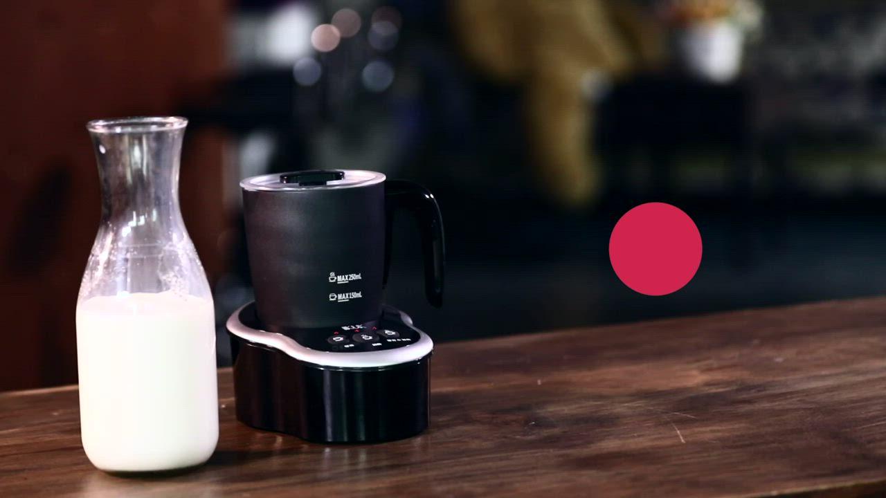 IKUK艾可 分離式電動奶泡機800ml product video thumbnail