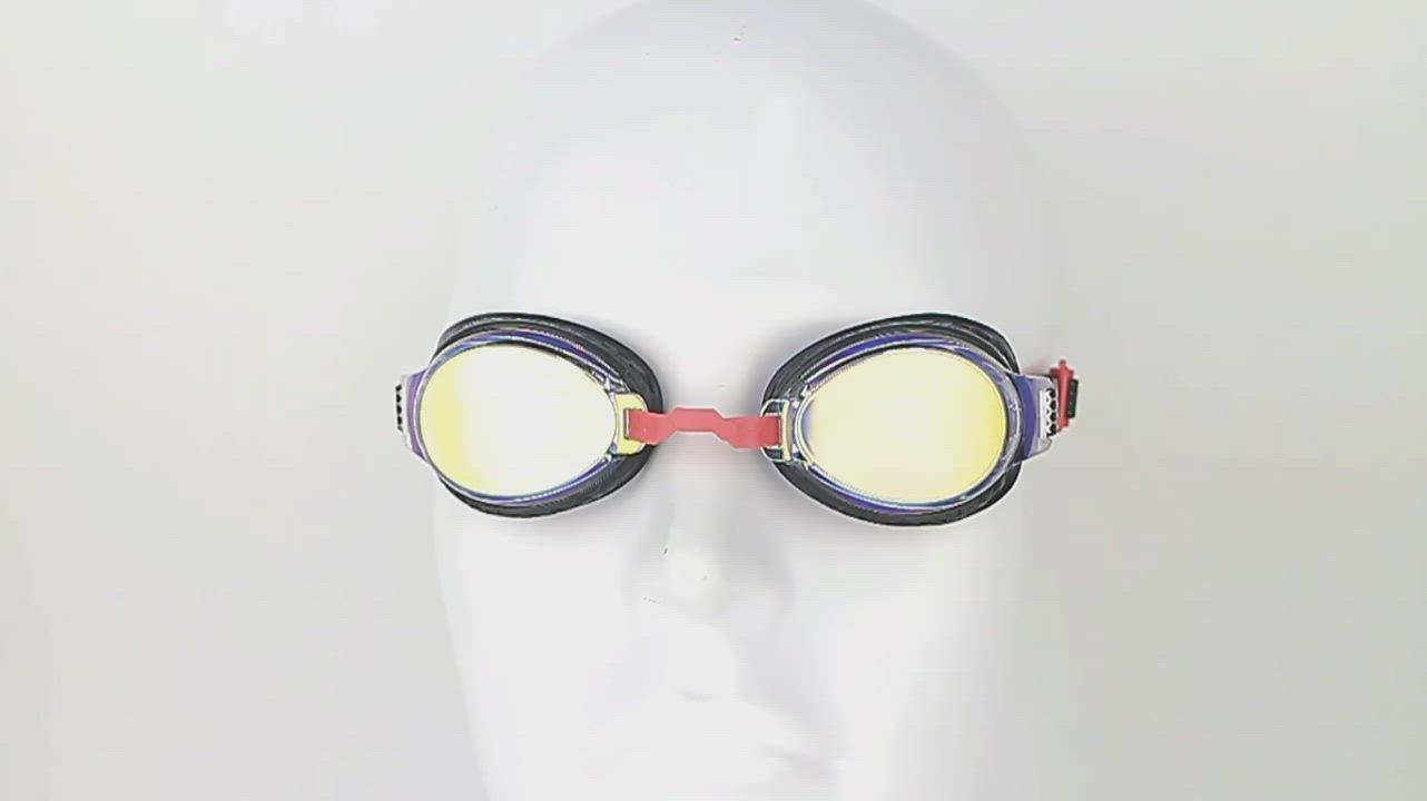 海銳 蜂巢式電鍍專業光學度數泳鏡 iedge VG-958 product video thumbnail