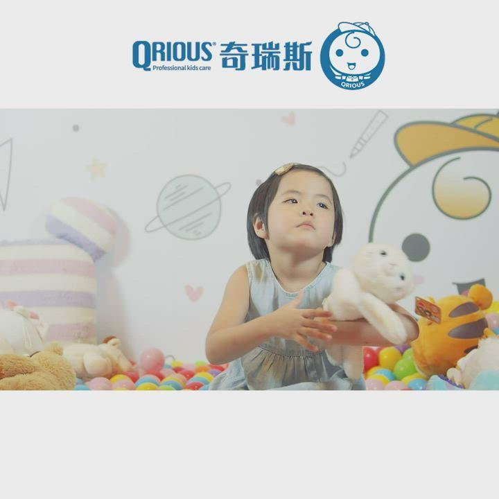 QRIOUS奇瑞斯高蛋白酵素成長飲-粉粉草莓(含鈣)(22gx15包/盒)x1盒 /乳清蛋白(WPC+WPI)/酪蛋白(MCC)/檸檬酸鈣/80種蔬果酵素 product video thumbnail