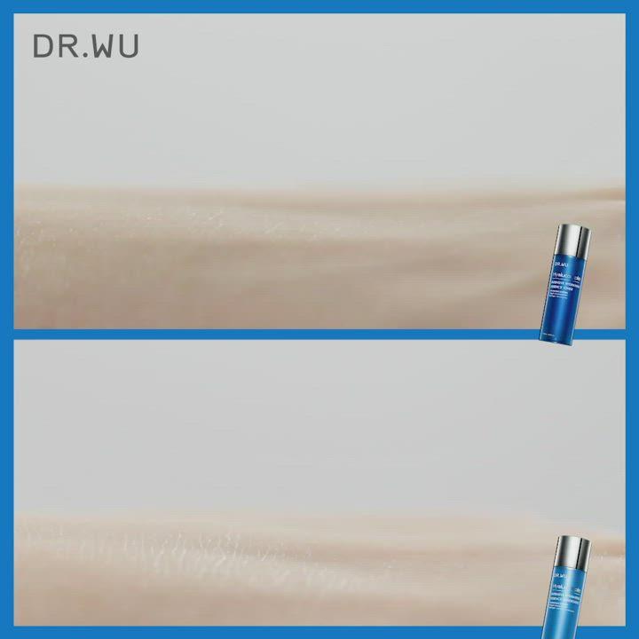 DR.WU玻尿酸保濕精華化妝水500ML(限定重量版) product video thumbnail