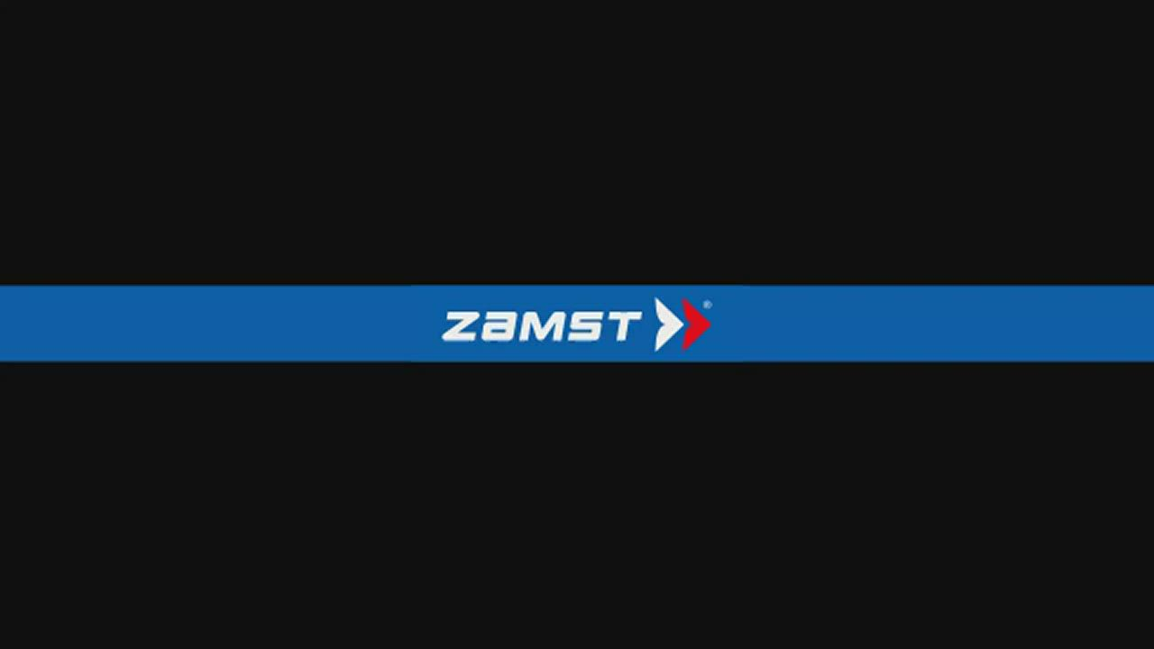 ZAMST ZW-7 強度防護護具 product video thumbnail