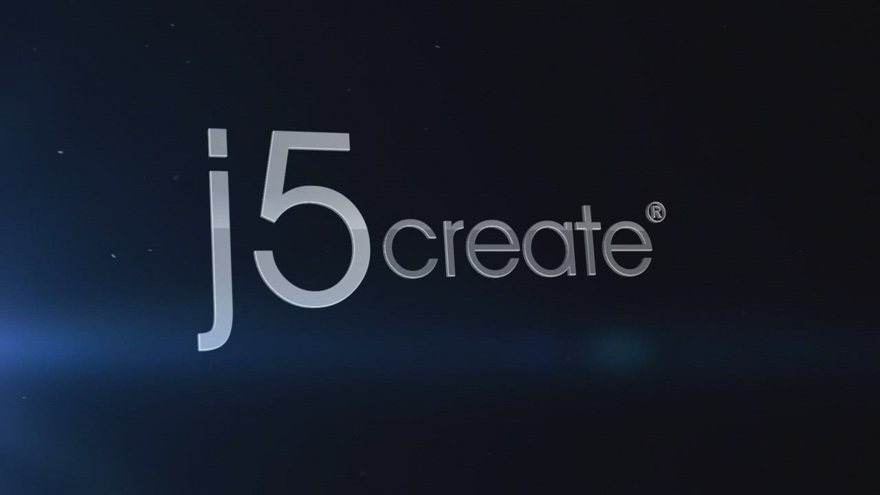 j5create 10W木紋無線充電盤-JUPW1101W product video thumbnail