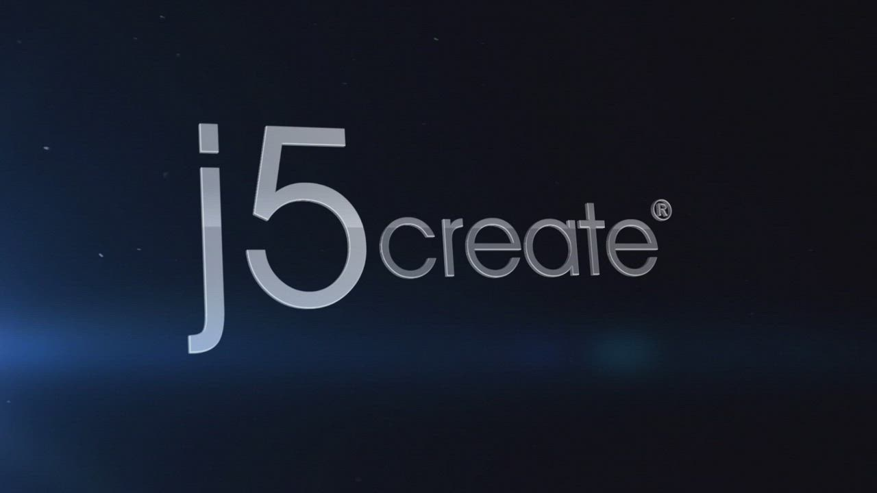 j5create USB PD3.0+QC3.0智慧型快速充電站-JUP4275 product video thumbnail