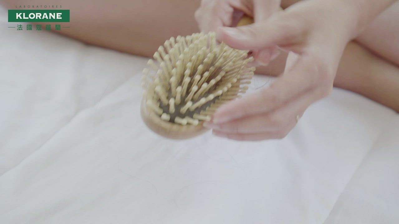 KLORANE蔻蘿蘭 角蛋白植萃養髮精華液特惠組 product video thumbnail