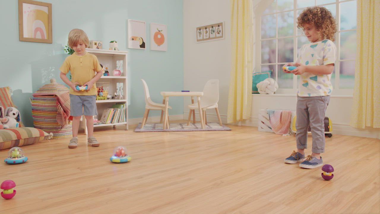 B.Toys 迴轉遙控車-呱呱撞火星 product video thumbnail