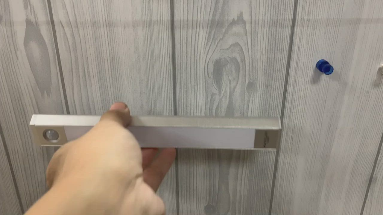 HANLIN 三色調光磁吸充電感應燈 product video thumbnail