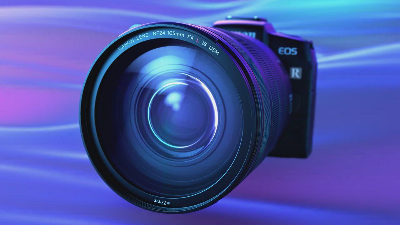 Canon EOS RP 單機身 (公司貨) product video thumbnail