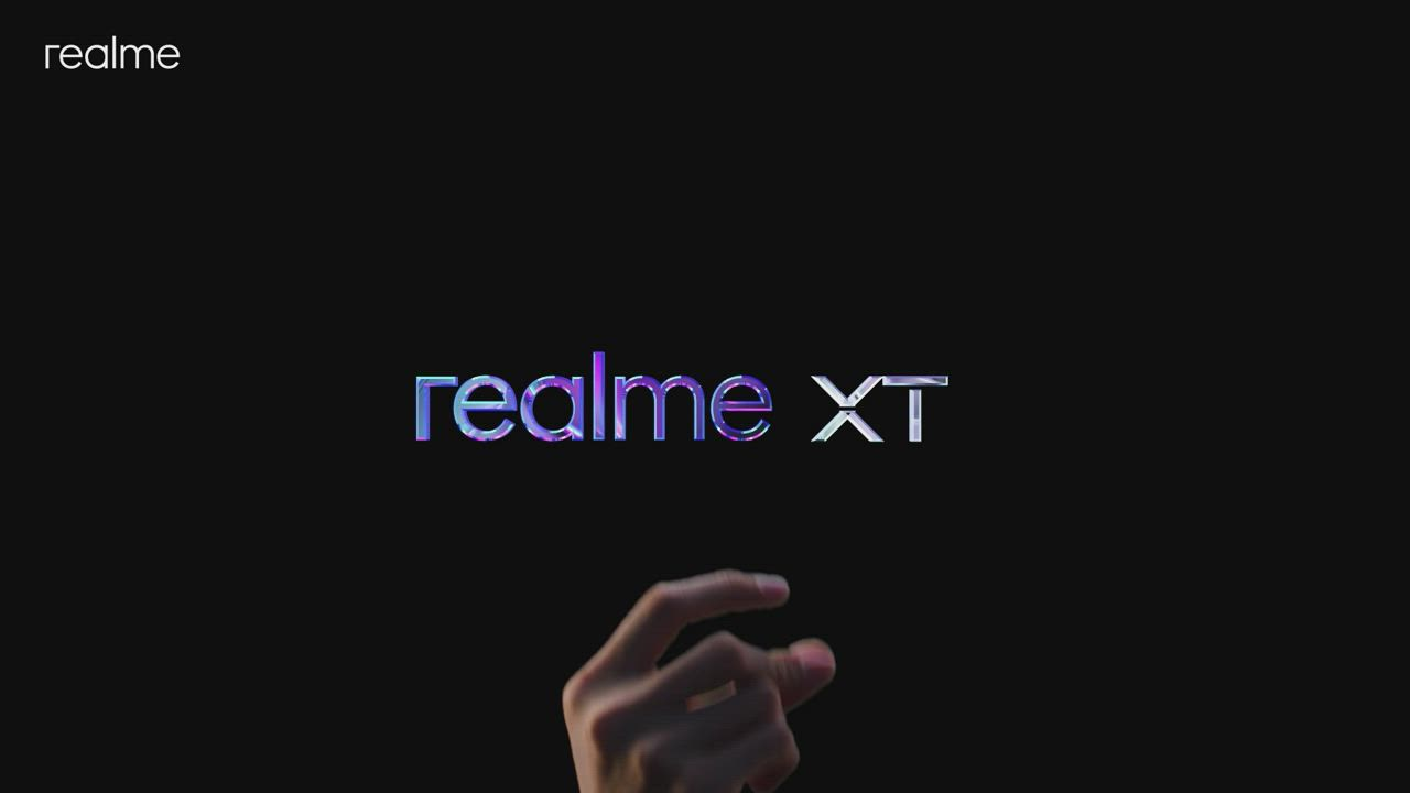 【官方福利品】realme XT (8G/128G) 6.4吋6400萬畫素 四鏡頭鷹眼猛獸 product video thumbnail