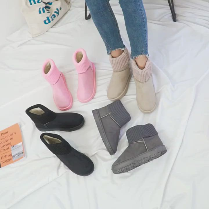 KEITH-WILL時尚鞋館 獨具品味時尚短靴 product video thumbnail