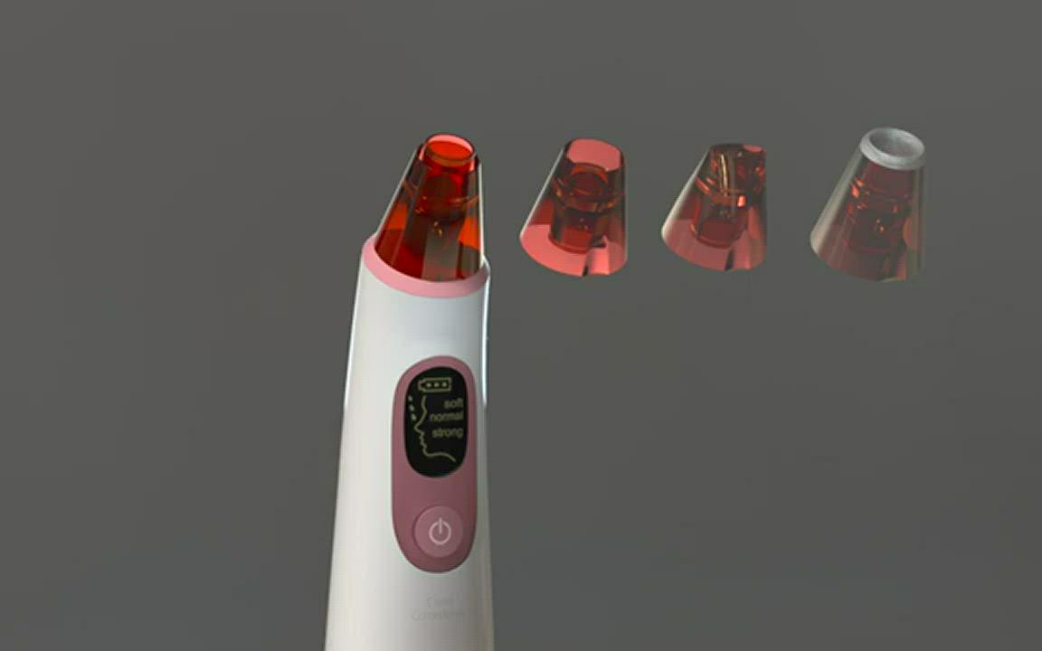 WellSkins 薇新 清潔美膚黑頭儀 WX-HT100 product video thumbnail