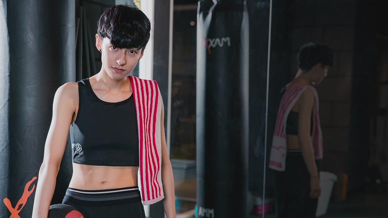 T&G Combo超薄機能款-半身拉鍊束胸(黑) product video thumbnail