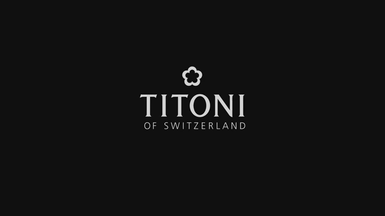 TITONI瑞士梅花錶 大師系列天文台認證月相錶(94588 S-637)-炭灰/41mm product video thumbnail