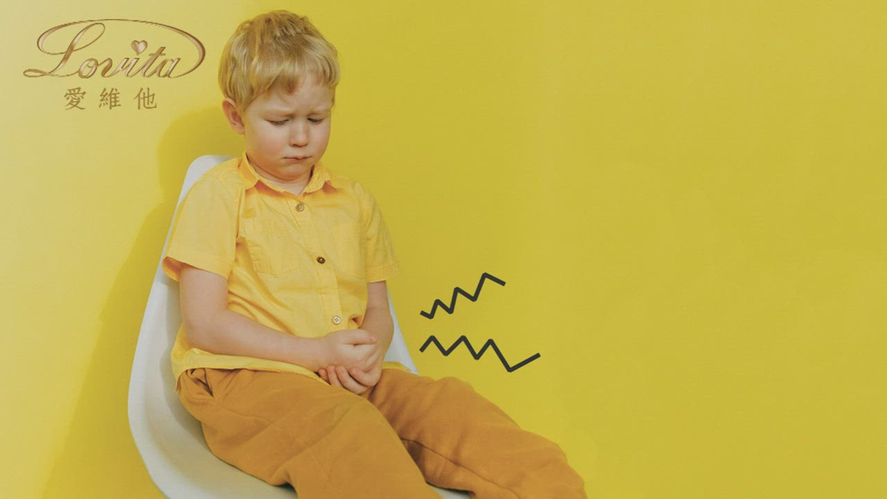 開學必備-Lovita愛維他 益靈敏專利益生菌 3入組 (奶素 順暢 兒童 益生質) product video thumbnail