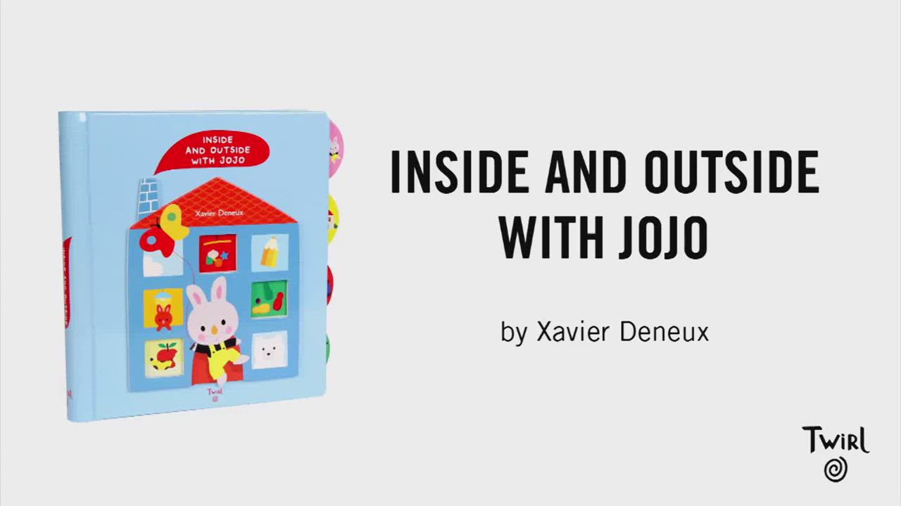 Inside And Outside With JoJo 小兔JoJo的日常生活 product video thumbnail