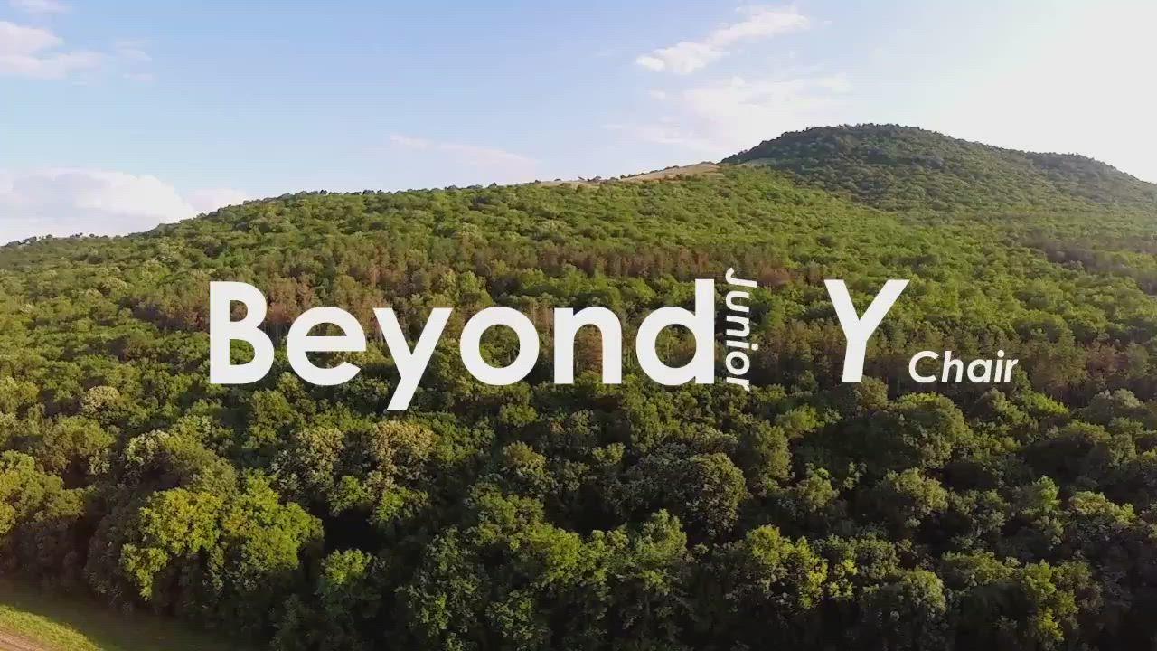 Abiie Beyond Junior Y成長型高腳餐椅原木色+椅墊 product video thumbnail