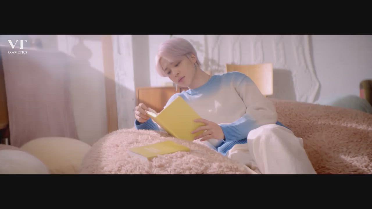 VT X BTS L'ATELIER-Jimin「漫步雲端」香水 ★贈防彈少年團立牌 product video thumbnail
