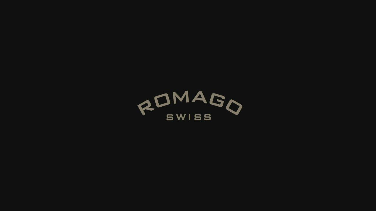 ROMAGO碳纖維馭光者系列 螢光鬼臉設計機械錶-夜光藍/46.5mm RM111-BU product video thumbnail