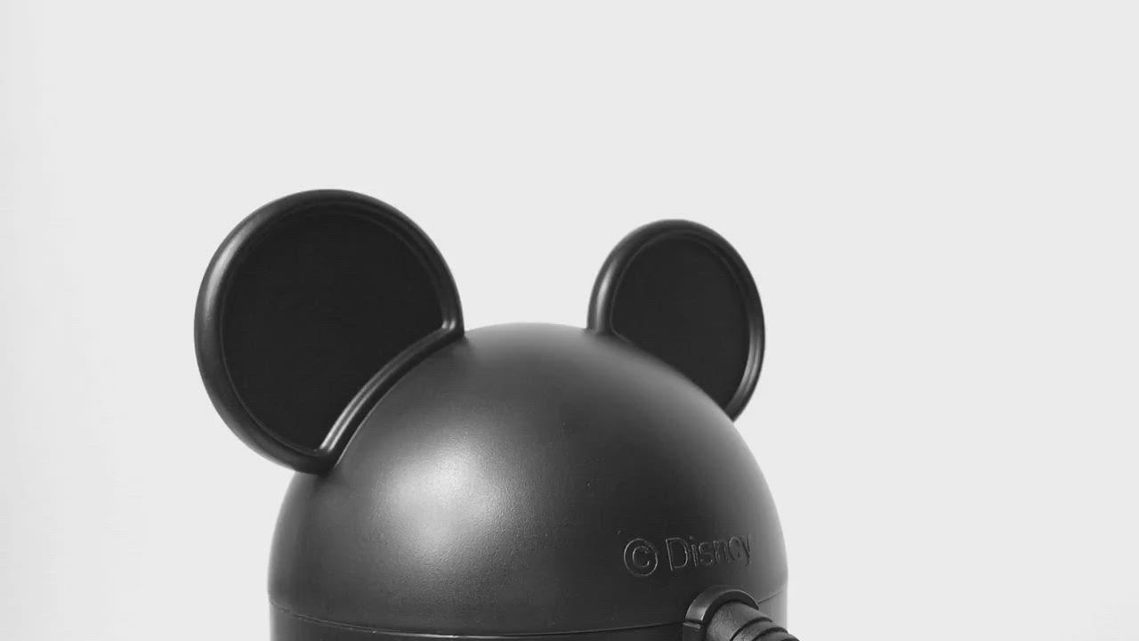 【日本DOSHISHA】 Disney系列手持刨冰機(共兩色) product video thumbnail
