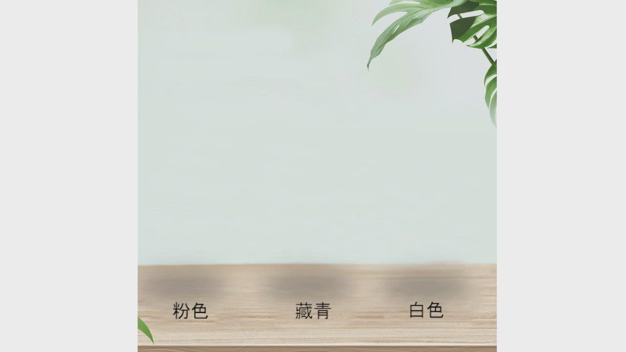 【御皇居】多功能站立USB風扇(低分貝 三檔風力) product video thumbnail
