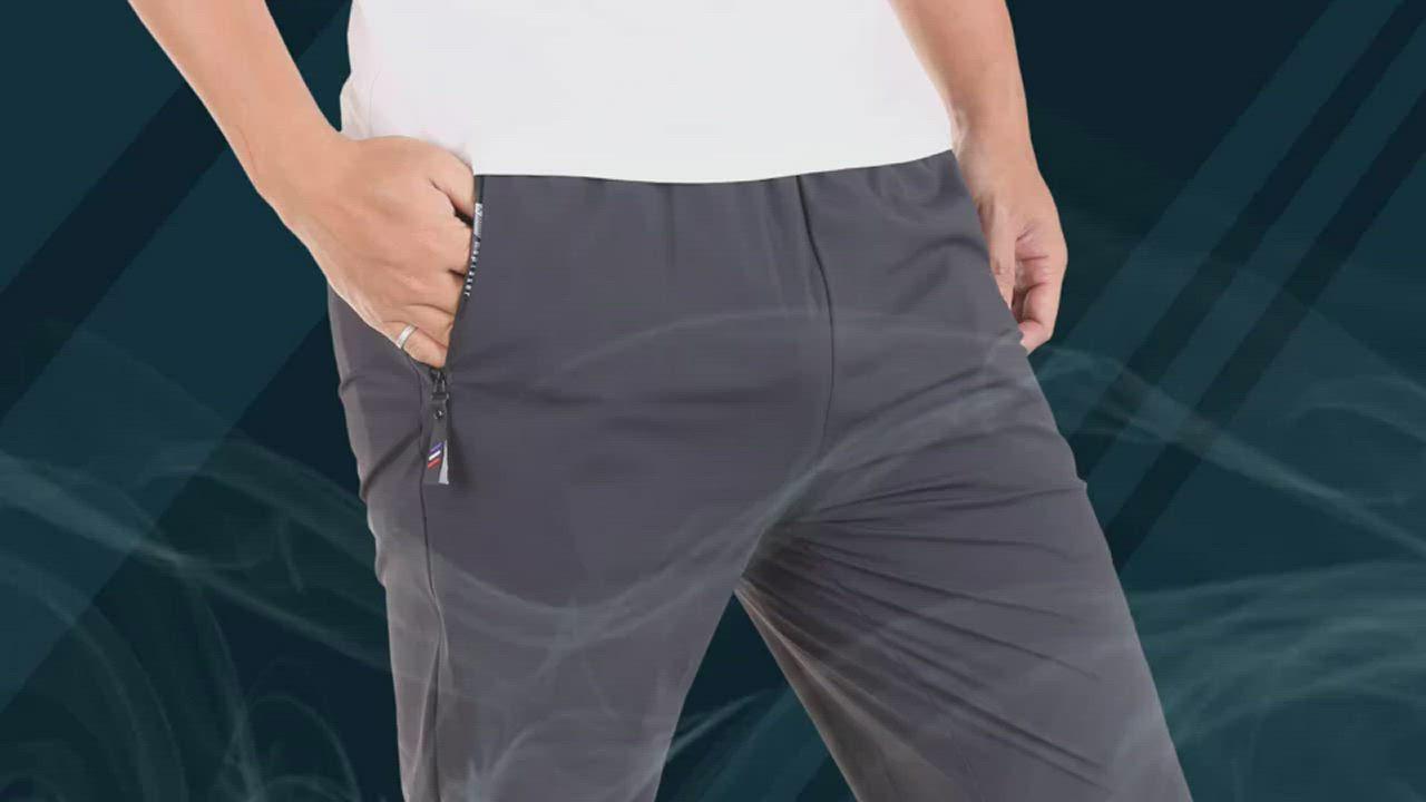 CS衣舖 極冰涼 高彈力 吸濕排汗 冰鋒褲 product video thumbnail
