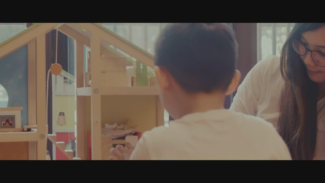 【藍鷹牌】台灣製 3D兒童一體成型防塵口罩 6~10歲(藍/綠/粉)-50片/盒 product video thumbnail