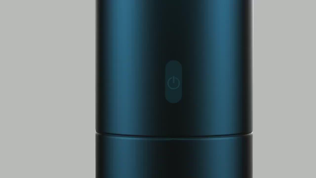 颶風吸手持式吹兩用無線吸塵器(黑/白)兩色 product video thumbnail