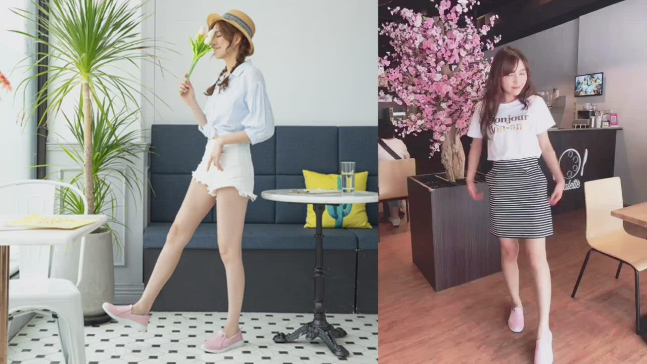 PLAYBOY 魅力風采亮蔥布懶人鞋-米-Y521833 product video thumbnail