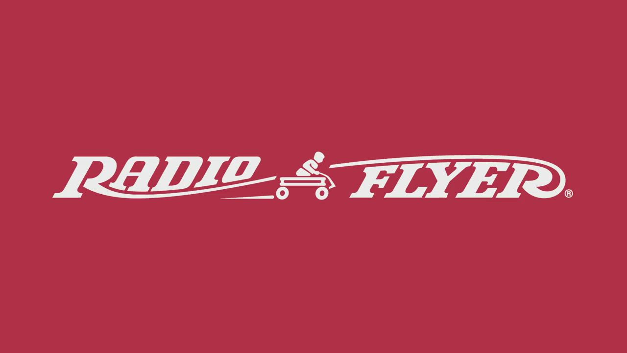 RadioFlyer 探索號二合一滑步學步車#603型 product video thumbnail