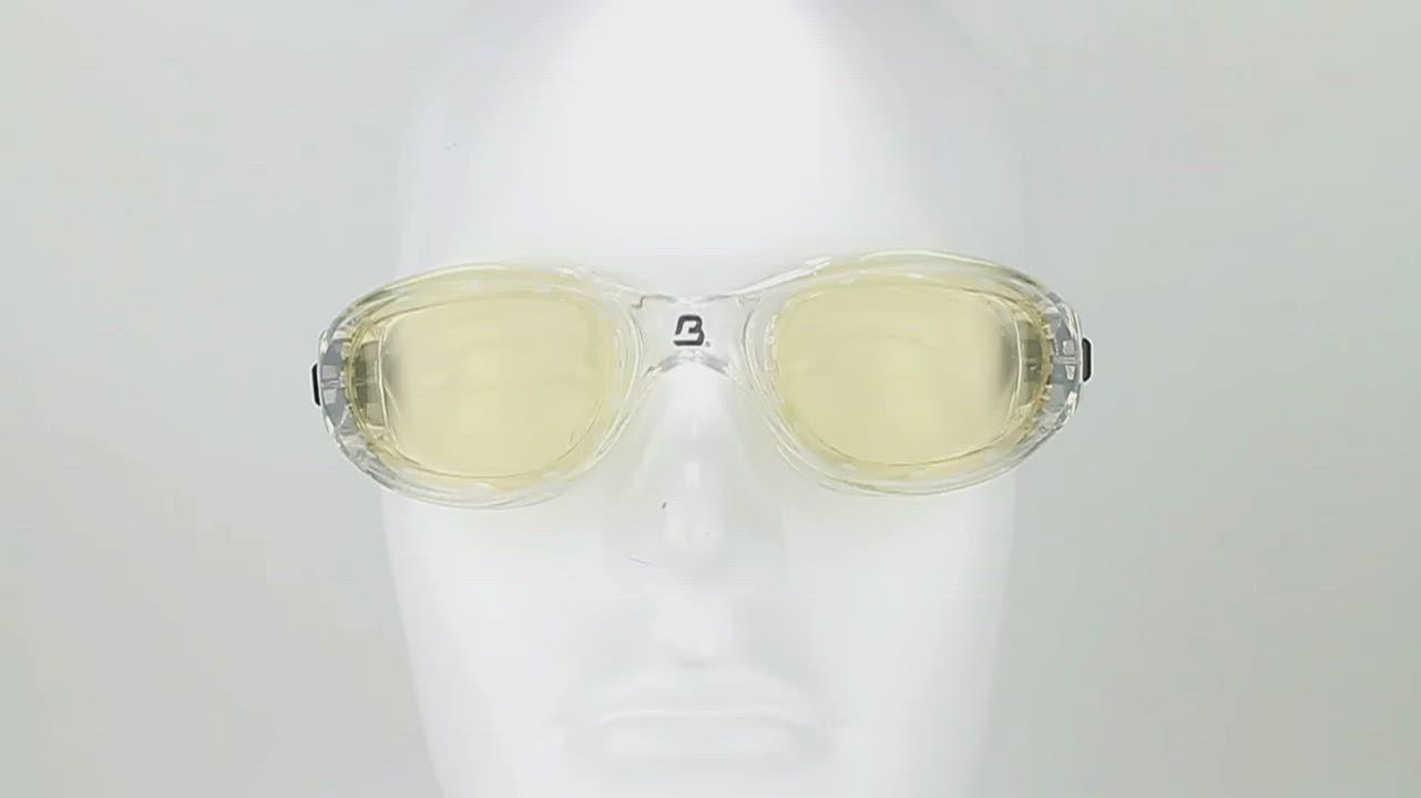 巴洛酷達 成人抗UV防霧泳鏡 Barracuda MANTA #13535 product video thumbnail