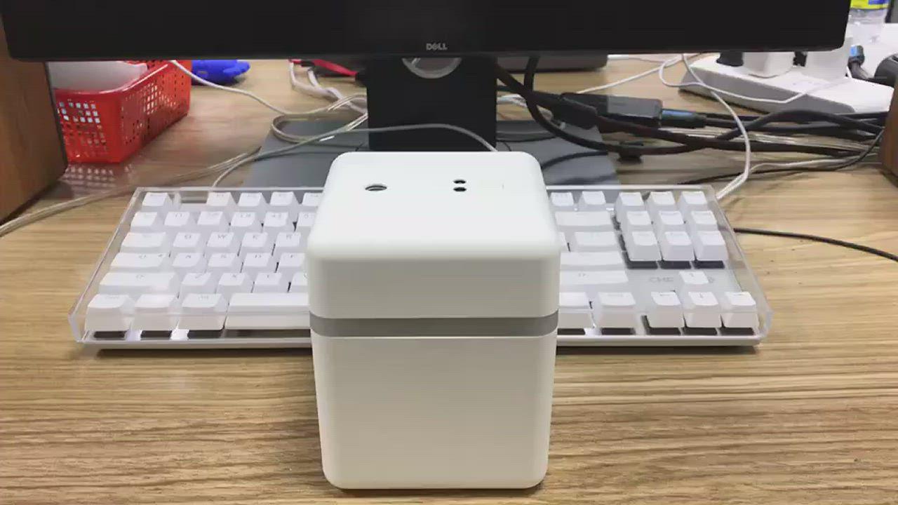 智能感應消毒機600ML product video thumbnail