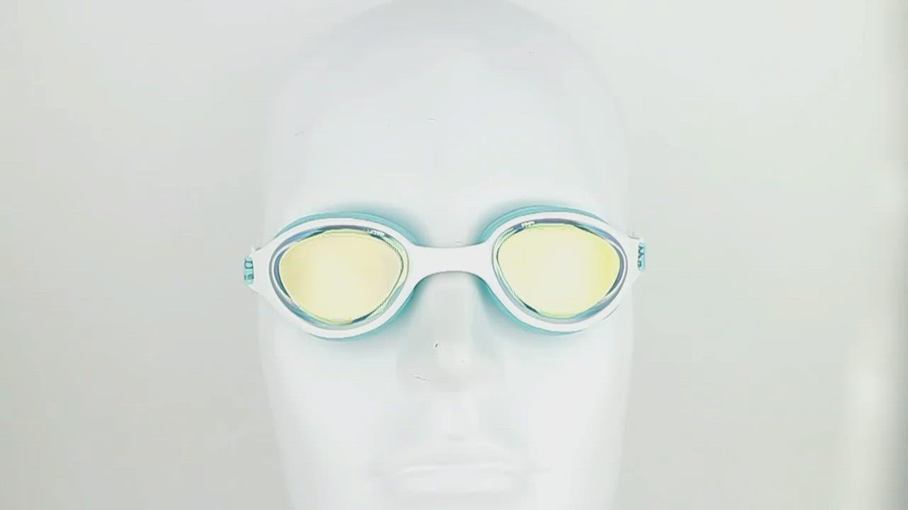 iexcel 蜂巢式電鍍專業光學度數泳鏡 VX-961 product video thumbnail