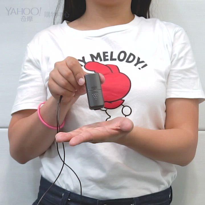 IONION MX 升級款 超輕量隨身空氣清淨機 星曜灰 product video thumbnail