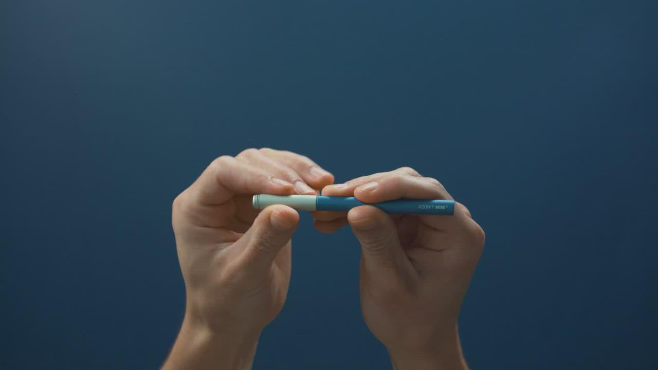 【Adonit 煥德】MINI4 美國專利碟片觸控筆專業版 (太空灰) product video thumbnail
