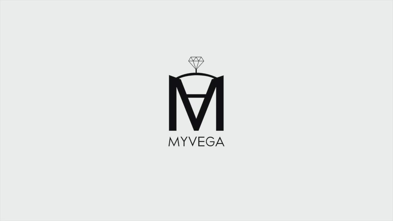 MYVEGA麥雪爾 MA高含棉手工串珠小喇叭八分牛仔褲-藍 product video thumbnail
