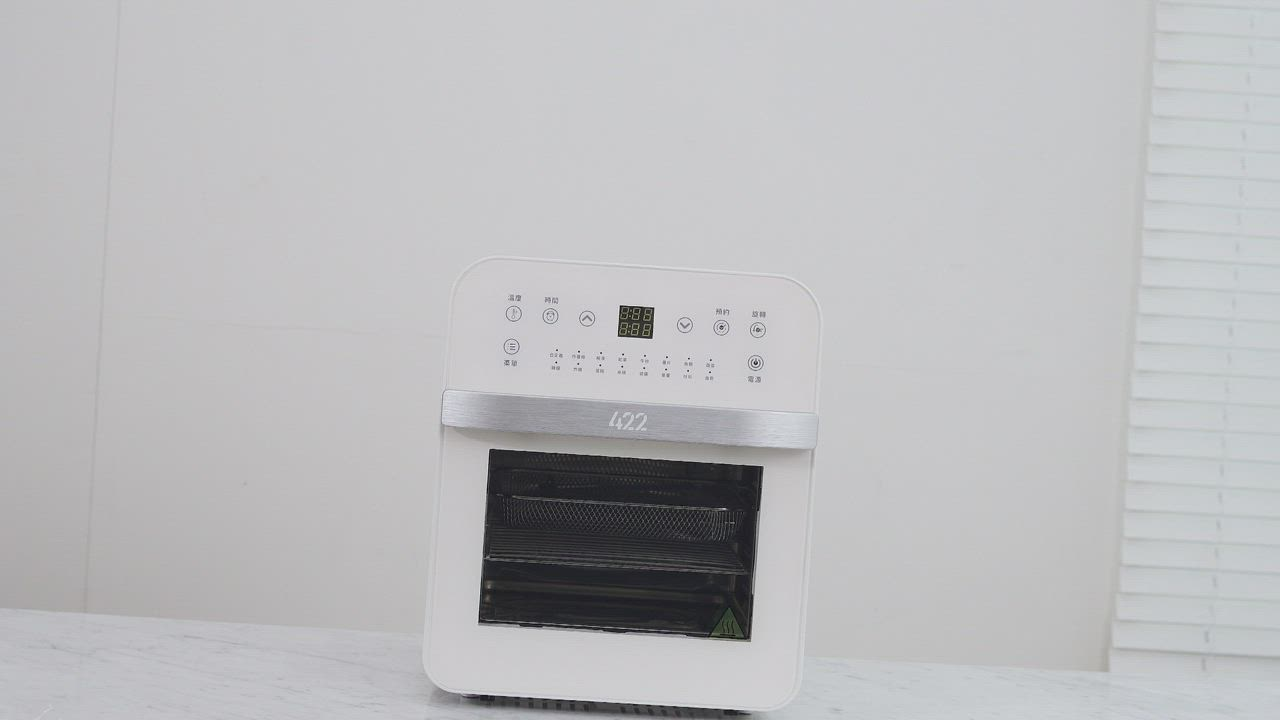 【422】AIR FRYER AF11L 氣炸烤箱(四色可選) product video thumbnail