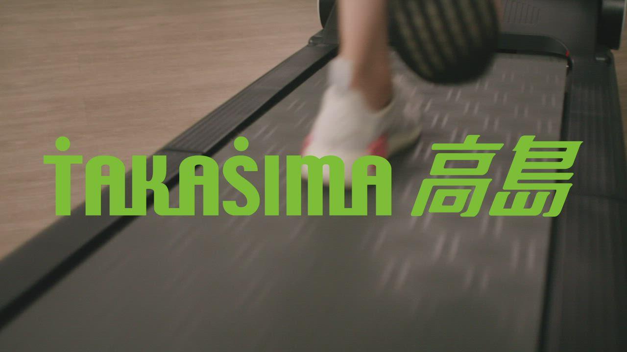 TAKASIMA 高島 Sandwich 三明治跑步機 T-100 product video thumbnail