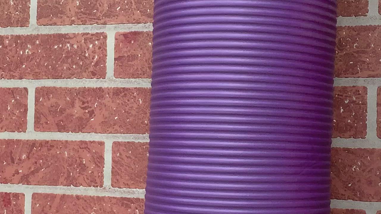 【御皇居】加大 - 雙人瑜珈墊 皮拉提斯墊(200 x 130公分 10mm厚) product video thumbnail