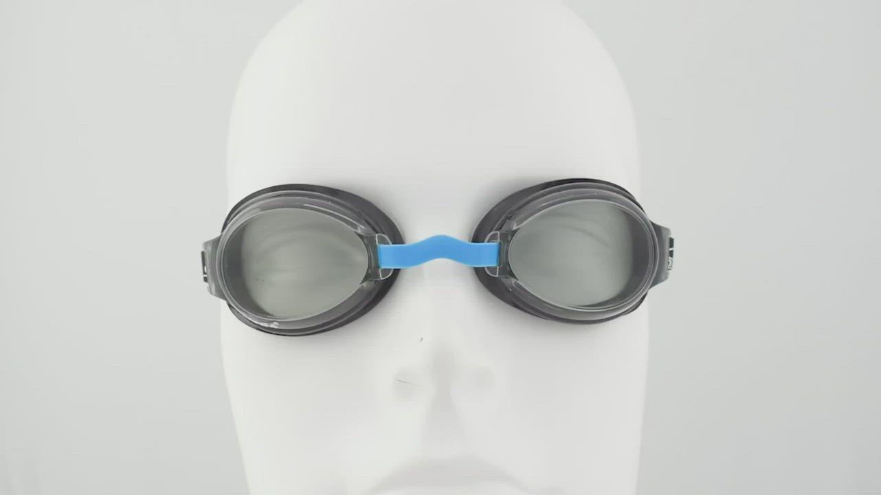 LANE4 OP 高品質研磨鏡片光學度數泳鏡 OP-713 product video thumbnail