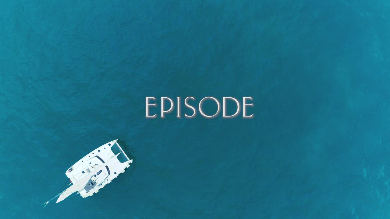 EPISODE - 氣質線條綁帶襯衫洋裝(藍) product video thumbnail