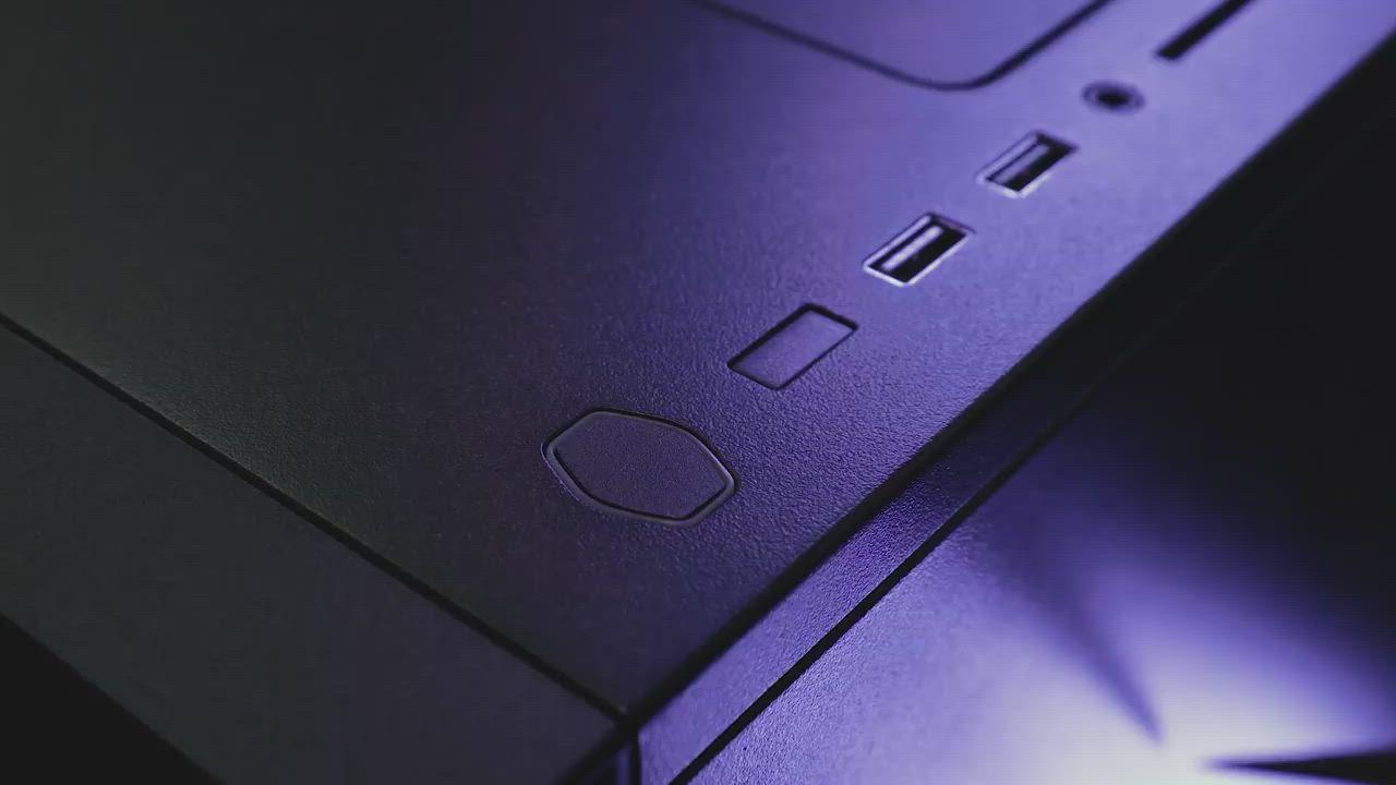 Cooler Master Silencio S400 靜音機殼 透側版 product video thumbnail