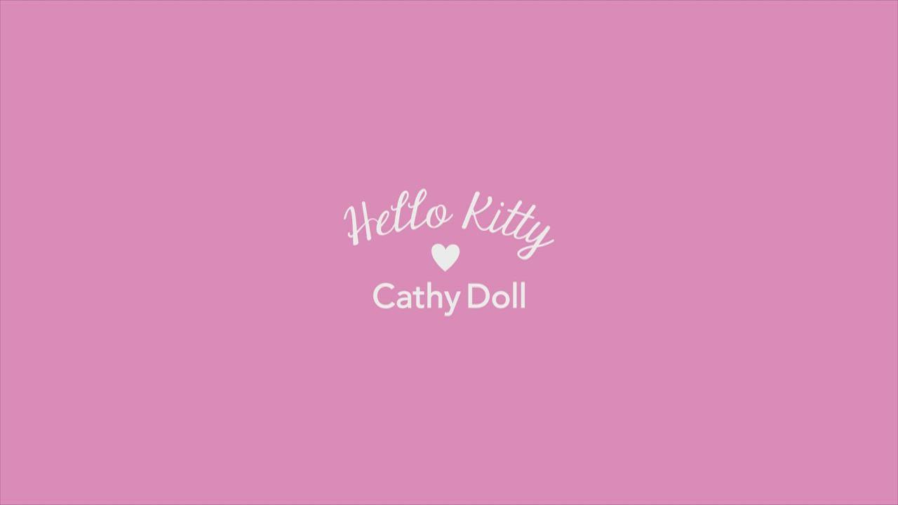 Cathy Doll x Hello Kitty聯名版彩妝~粉漾潤唇蜜 product video thumbnail
