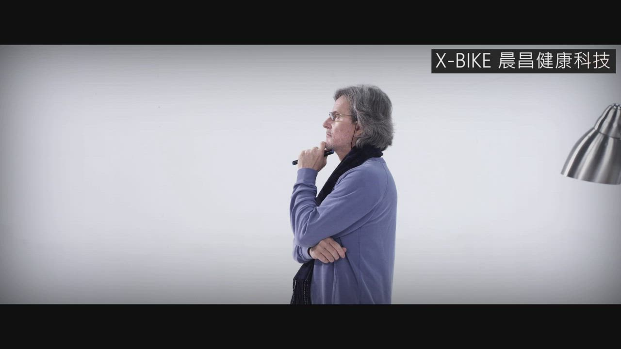 【 X-BIKE 晨昌】15.6吋高彩屏觸控智能電動跑步機-可家用 XBT-T7 product video thumbnail