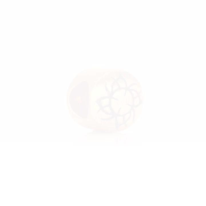 點睛品 999純金 Charme XL 酷黑系列 權力 黃金串珠 product video thumbnail